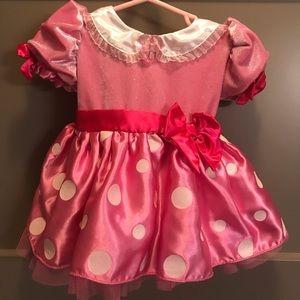 Disney baby 6-12months mini mouse dress/costume
